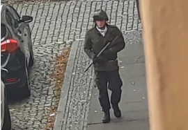 Halle Germany Attacker